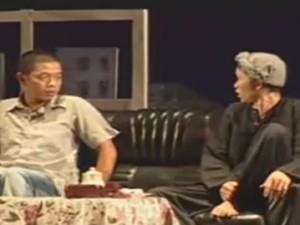 Hoài Linh  choáng  với câu trả lời của con trai