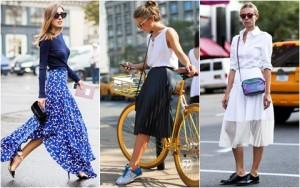 7 kiểu chân váy giúp mặc đẹp mọi thời điểm