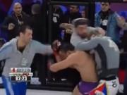 """Thể thao - UFC rúng động: """"Người nhà"""" hỗn chiến đòi lẽ phải"""