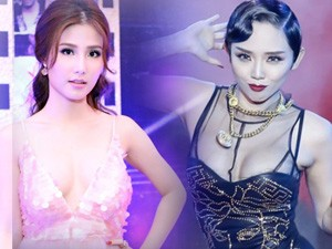 Thời trang - Thêm nhiều sao Việt gặp rắc rối với miếng dán ngực
