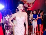 Thời trang - Tóc Tiên khoe đường cong với váy Lý Quý Khánh