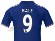 Ngôi sao bóng đá - Nóng: Áo Chelsea có tên Bale được rao bán ở Brazil