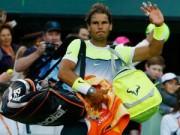 Thể thao - Nadal xếp số 5 TG: Tai họa tại Roland Garros