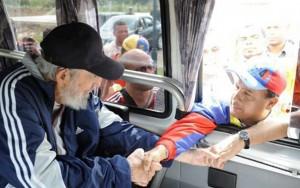 Tin tức trong ngày - Cựu Chủ tịch Cuba Fidel Castro bất ngờ tái xuất