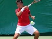 """Tennis - Lý Hoàng Nam sẵn sàng ra """"biển lớn"""""""