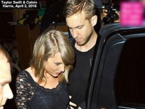 Ca nhạc - MTV - Taylor Swift tình tứ xuất hiện bên bạn trai mới