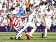 Video bàn thắng - TRỰC TIẾP Real - Granada: Tối tăm mặt mũi (KT)