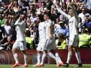 """Bóng đá Tây Ban Nha - Real - Granada: """"Gấp rưỡi"""" tennis"""