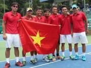 SEA Games 28 - Vụ lùm xùm ĐT quần vợt nam: VTF dọa kỷ luật Quang Trí, Minh Quân