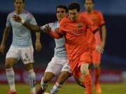 Bóng đá - Celta Vigo - Barca: Những chiến binh quả cảm