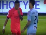 Video bóng đá hot - Xì mũi vào mặt đối phương, Neymar có thể bị phạt nặng