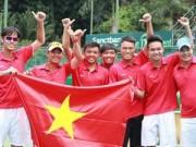 Tennis - Quần vợt Việt Nam: Vừa thăng hạng đã tố cáo nhau