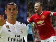 Bóng đá - Cầu thủ ấn tượng 30/3-5/4: Rooney, Ozil đọ tài Ronaldo