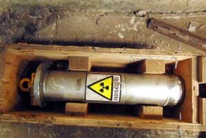 Tin tức Việt Nam - Thiết bị phóng xạ bị mất cắp có độ nguy hiểm cao