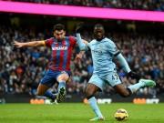 Bóng đá Ngoại hạng Anh - TRỰC TIẾP Crystal Palace - Man City: Giương cờ trắng (KT)