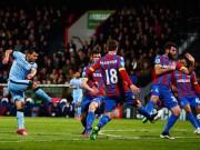 Bóng đá Ngoại hạng Anh - Man City mất trắng 2 quả penalty, thua oan 1 bàn