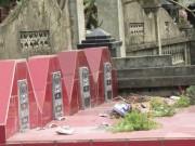 An ninh Xã hội - Hải Phòng: Hàng trăm ngôi mộ bị phá trong đêm