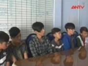 Video An ninh - Bạc Liêu: Băng trộm nhí nghiện game sa lưới