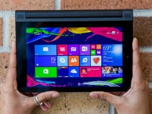 Thời trang Hi-tech - Đánh giá Lenovo Yoga Tablet 2: Thiết kế ổn, giá hấp dẫn