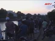 """Video An ninh - Điều tra vụ thiếu niên chết vì """"đùa giỡn"""" ở kênh Nhiêu Lộc"""