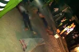 """Tin tức trong ngày - """"Kẹp 3"""" đâm vào nhà dân, nhóm nữ sinh tử vong tại chỗ"""