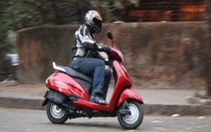Tin tức ô tô - xe máy - Honda Active 110cc thế hệ mới rục rịch ra mắt