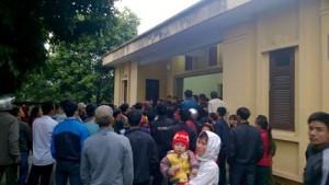 An ninh Xã hội - Nghi can tử vong bất thường tại trụ sở Công an huyện