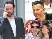 Bóng đá - 4 năm sau scandal sex với em dâu, Ryan Giggs đã chịu xin lỗi em trai