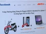 Video An ninh - Hacker trục lợi từ sự tò mò của người dùng Facebook