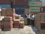 """Video An ninh - 10 tấn hàng lậu tại Đà Nẵng: """"Con voi"""" suýt lọt """"lỗ kim"""""""