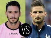 Bóng đá Ý - Bản sao Giroud ngả bàn đèn đẹp nhất top 5 Serie A V29