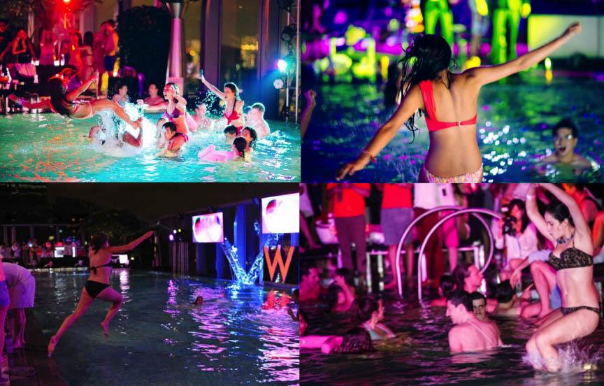 Cận cảnh bể bơi vô cực có tầm nhìn đẹp xuất sắc, ai cũng muốn trải nghiệm một lần - 1