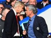 Bóng đá Ngoại hạng Anh - Mourinho, Wenger đồng loạt chê bai QBV