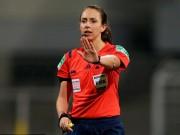 Video bóng đá hot - HY HỮU: Trận đấu phải đá lại 18 giây vì nữ trọng tài