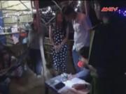 """Video An ninh - Giả gái để """"cuỗm"""" tài sản của khách làng chơi"""