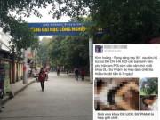 An ninh Xã hội - Truy tìm kẻ tung tin đồn nữ sinh bị hiếp, chết lõa thể