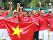 Thể thao - Lực cản của quần vợt Việt Nam