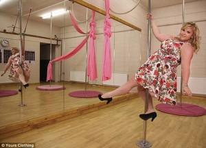 Phim - Nàng béo múa cột gây sốt Britain's Got Talent