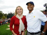 Golf - Bồ Tiger Woods nổi bật giữa dàn WAG ở The Masters