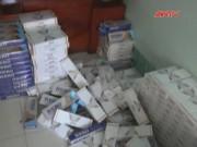 Thị trường - Tiêu dùng - Chặn đứng vụ vận chuyển hơn 1 nghìn gói thuốc lá lậu