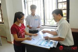 Giáo dục - du học - Kỳ thi THPT quốc gia: Trường ĐH lớn yêu cầu sơ tuyển như thế nào?