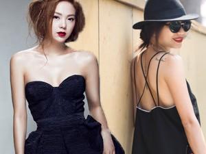 """Váy - Đầm - 10 cách mặc đẹp với """"chiếc váy đen huyền thoại"""""""