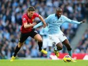 Derby Manchester:  Chìa khóa  Carrick hoặc Yaya Toure