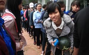Thị trường - Tiêu dùng - Dưa hấu Quảng Nam: Chầu chực cũng chỉ được mua một quả