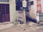 An ninh Xã hội - Một phụ nữ bất ngờ truy sát cả nhà hàng xóm