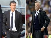 Bóng đá - Enrique tiếc nuối, Ancelotti không bỏ cuộc