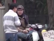 An ninh Xã hội - Camera giấu kín: Xe ôm Tây trên phố Hà Nội