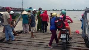 Tin tức trong ngày - Khiếp đảm phát hiện thi thể dính lưới đánh cá