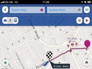 Công nghệ thông tin - Nokia muốn bán bản đồ HERE Maps cho Uber, giá 2,1 tỉ USD