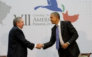 Thấy gì từ  cuộc gặp lịch sử  giữa Mỹ và Cuba?